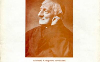 Revista Newmaniana Nº 1 – Septiembre 1991