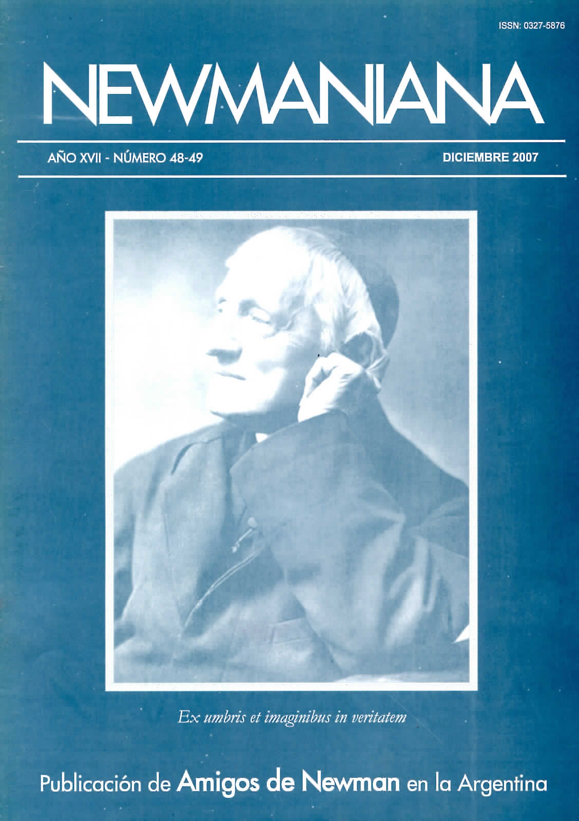 Revista Newmaniana N° 48/49 – Diciembre 2007