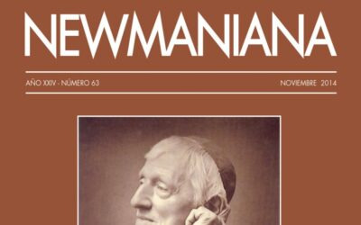 Revista Newmaniana N°63 – Noviembre 2014
