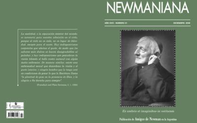 Revista Newmaniana N° 51 – Diciembre 2008