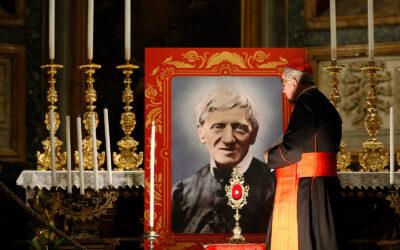 EL CARDENAL JOHN HENRY NEWMAN HA SIDO CANONIZADO: ¡DEMOS GRACIAS A DIOS!