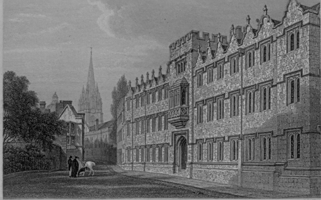 Del anglicanismo al catolicismo (1801-1845)