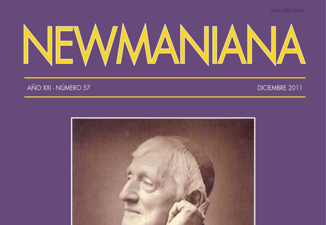 Revista Newmaniana N°57 – Diciembre 2011