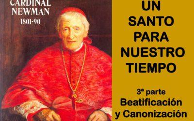 UN SANTO PARA NUESTRO TIEMPO 3. Beatificación y Canonización