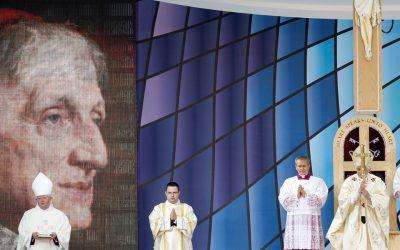 EL VIAJE DE BENEDICTO XVI AL REINO UNIDO Y LA BEATIFICACIÓN DE JOHN HENRY NEWMAN